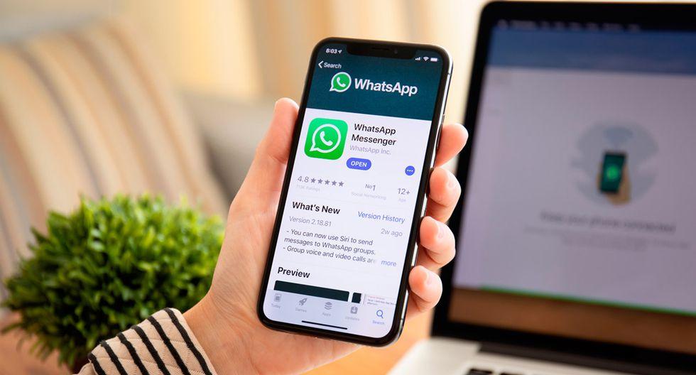 ¿Quieres saber qué es lo que pasa con WhatsApp Web a veces y no conecta? (Foto: WhatsApp)