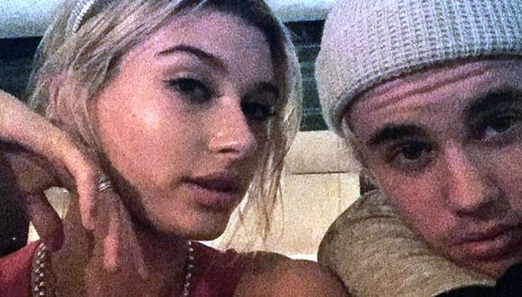 Instagram: Justin Bieber pasó Año Nuevo con esta bella modelo