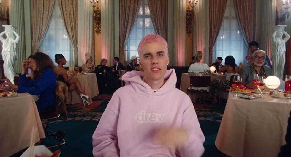 """Justin Bieber decidió alejarse de la música en medio de su tour """"Purpose"""" en el 2016. (Captura)"""