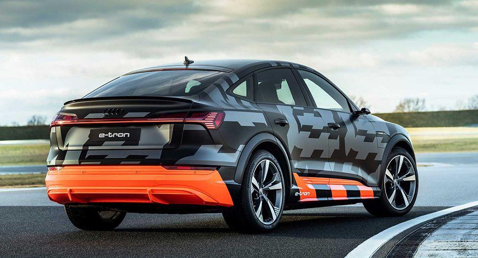 Por el momento Audi no ha especificado cuál será la autonomía de sus nuevos modelos S. (Fotos: Audi).