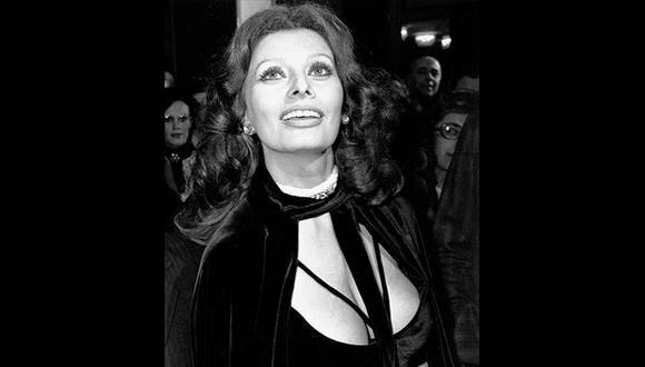 """En busca de la """"Sophia Loren peruana"""""""