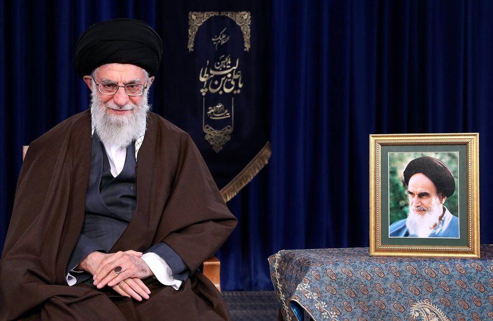El ayatola Alí Jamenei. (EFE).
