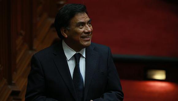 """Javier Velásquez: """"Apra colaborará francamente con el gobierno"""""""