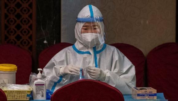 Los primeros casos de coronavirus se reportaron en China. (Foto: Getty Images)