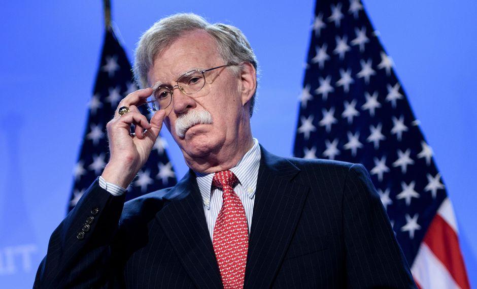 John Bolton amenaza a quienes violen sanciones de Estados Unidos a Venezuela firmada por Donald Trump. (AFP).
