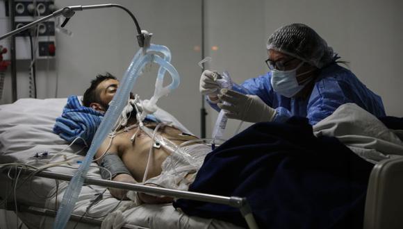 Coronavirus en Argentina | Últimas noticias | Último minuto: reporte de infectados y muertos hoy, jueves 08 de octubre del 2020 | Covid-19 | Foto: EFE/ Juan Ignacio Roncoroni).