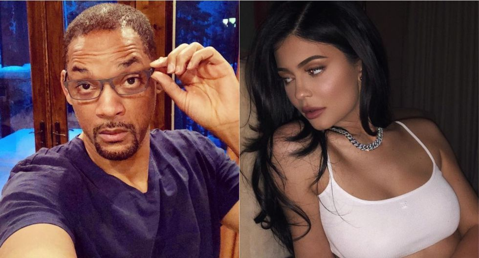 "Will Smith comparte secretos de belleza y espera que Kylie Jenner ""no robe"" sus ideas. (Foto: Instagram)"