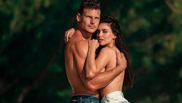 Jessica Cediel hizo oficial su romance con Mack Roesch a principios de diciembre, tras terminar sorpresivamente con el extenista colombiano Leo Sarría. (Foto: Instagram)