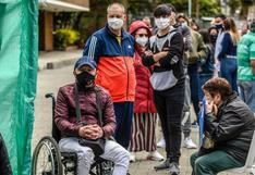 Colombia pasa de los 950.000 casos de coronavirus y llega a 28.803 muertes