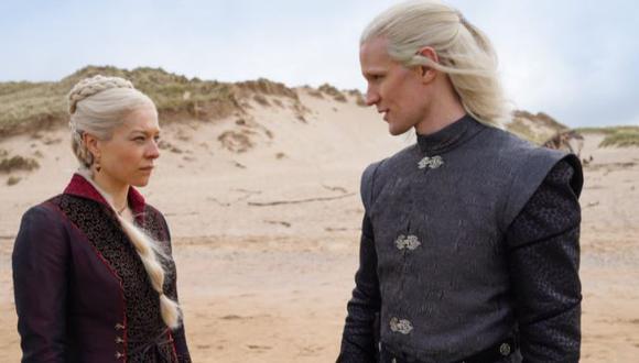 """HBO desvela las primeras imágenes de la precuela de """"Game of Thrones"""". (Foto: HBO)."""