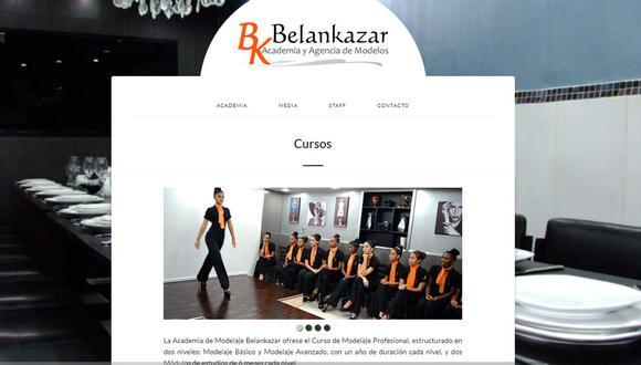 Belankazar: Escándalo en Venezuela por presunta pornografía infantil en escuela de modelaje.