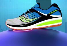 Descubre todo sobre la tecnología de las zapatillas running