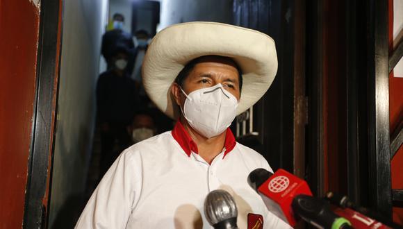 """""""Su plan de gobierno cita repetidamente las experiencias de los neopopulistas Rafael Correa y Evo Morales"""", afirma Ganoza. (Foto: GEC)"""