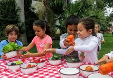 Verduras y frutas: ¿cómo hacer que un niño las coma? [FOTOS Y VIDEO]