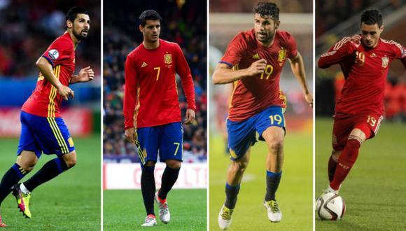 España: Lopetegui confirmó qué delantero jugará ante Italia