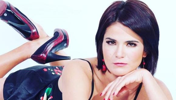 """Tatiana Jauregui dio vida a """"Dominga"""", la empleada doméstica de la hacienda de los 'Elizondo' (Foto: Tatiana Jauregui/ Instagram)"""