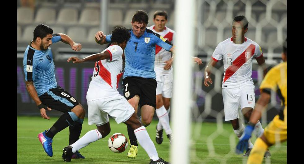Perú vs. Uruguay: las postales del intenso duelo en el Nacional - 11