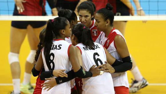 Vóley: Perú perdió 3-1 ante Brasil en los Juegos Panamericanos