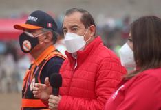 Martos pide al Congreso respetar gobernabilidad ante posible moción de vacancia