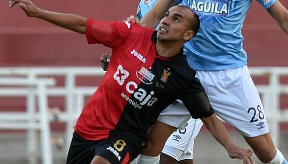 Rainer Torres: de campeón con Melgar a jugar en Segunda