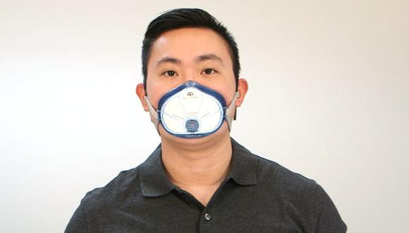 Según un experto, las mascarillas elástoméricas se adaptan mejor que las KN95 al rostro humano. (Foto: Envo Mask)