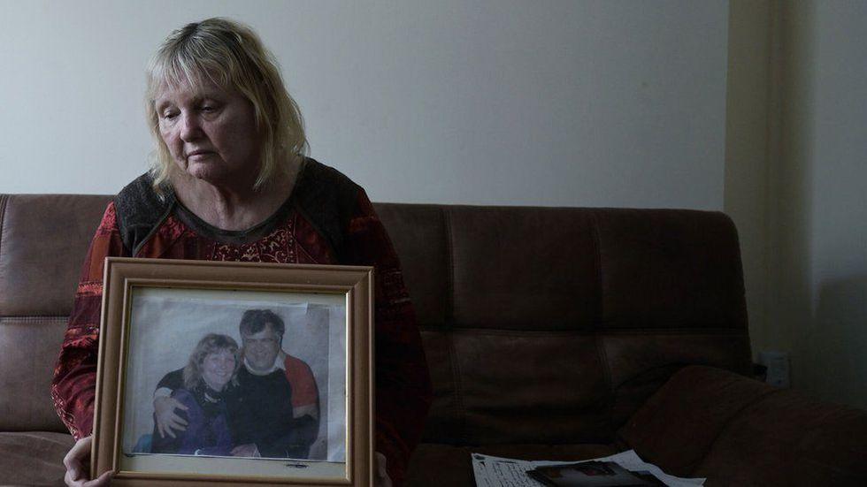 Tras encontrarle, Mary y su hermano permanecieron muy unidos durante 17 años. (Foto: BBC Mundo).
