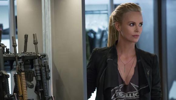Charlize Theron se encargó de interpretar a la villana más terrible de la saga. (Foto: Universal Pictures)