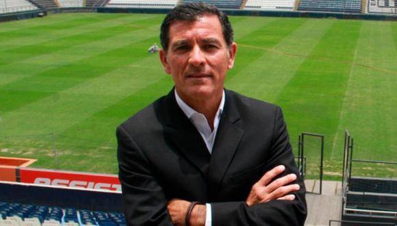 Gustavo Zevallos estuvo 5 años a cargo de la gerencia de Alianza Lima. (Foto: GEC)