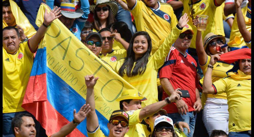Ecuador-Colombia: hinchas cafeteros pusieron la fiesta en Quito - 5