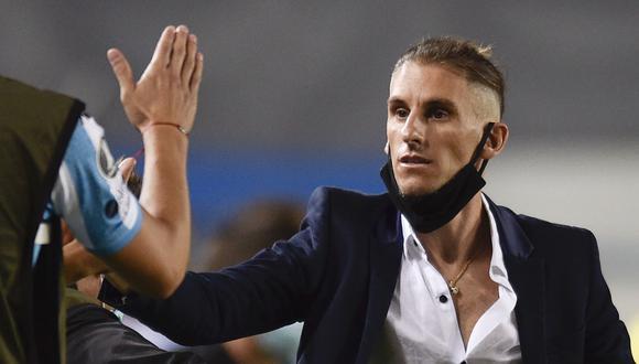 Beccacece fue ayudante de Sampaoli en Sport Boys, Bolognesi y Sporting Cristal antes seguir trabajando con el 'Hombrecito' en Chile y convertirse en director técnico. (Foto: AFP)