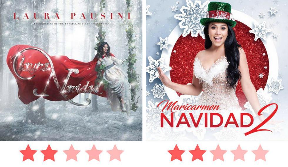 Laura Pausini vs. Maricarmen: ¿cuál disco navideño es mejor? - 3