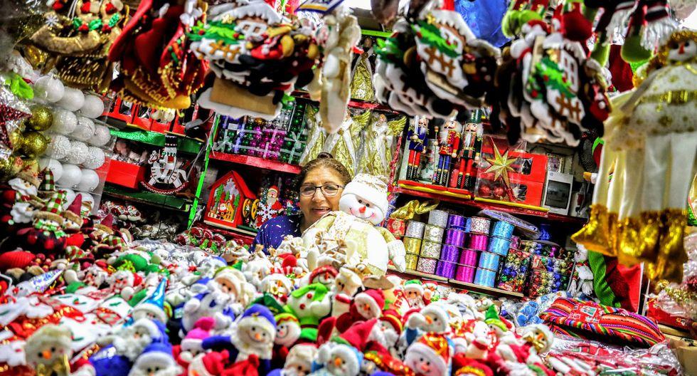 La campaña navideña es una magnífica oportunidad para generar mayores ingresos.(Foto: Andina)