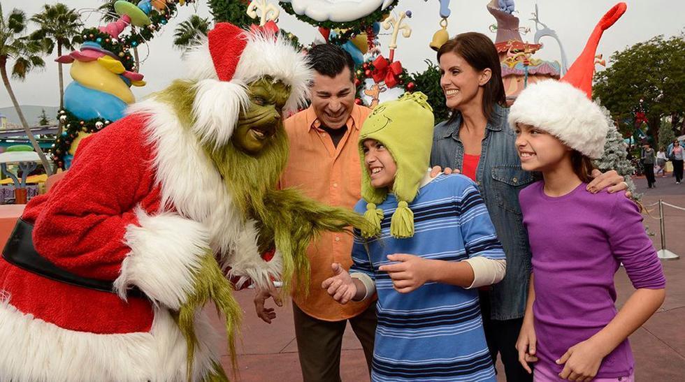 Lo más esperado: Llega la Navidad a Universal Studios - 1