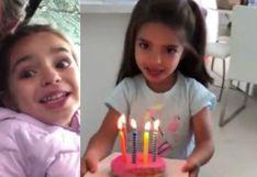 Facebook: Eugenio Derbez coronó su cumpleaños por esta hermosa sorpresa de su hija