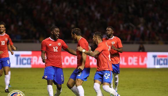 Costa Rica vs. Haití: chocan por la Liga de Naciones de la Concacaf. (Foto: Costa Rica)