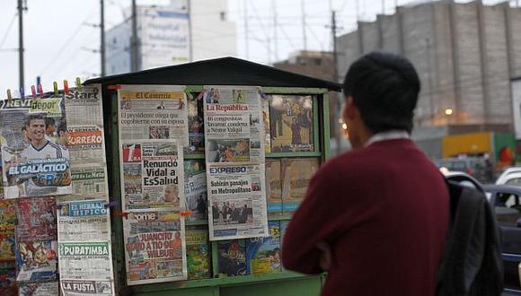 Se luchó por la libertad de prensa, por Arturo Salazar Larraín