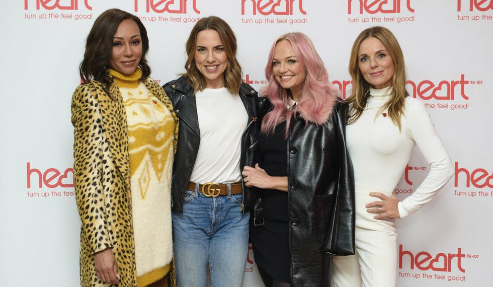 Spice Girls (Foto: Agencias)