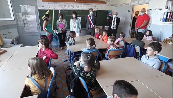 Francia fue uno de los países que participó del estudio.