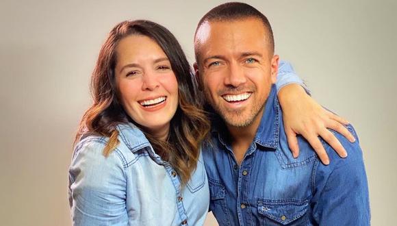 Yiddá Eslava y Julián Zucchi se convirtieron nuevamente en padres. (Foto: @julianzucchi)