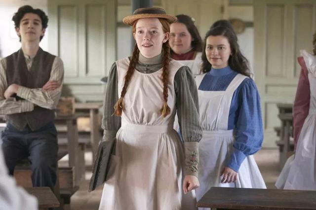 """""""Anne with an E"""" es una serie de televisión canadiense basada en la serie de novelas """"Anne of Green Gables"""", escritas por Lucy Maud Montgomery (Foto: Netflix)"""