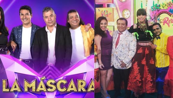 """""""La Máscara"""" se estrenó el sábado 29 de febrero por la señal de Latina. (Foto: @latina.pe/@lacholachabuca)"""