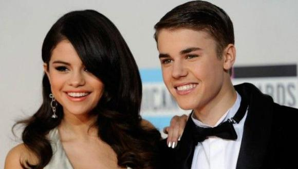 Selena Gómez y Justin Bieber. (Foto: AP / archivo)