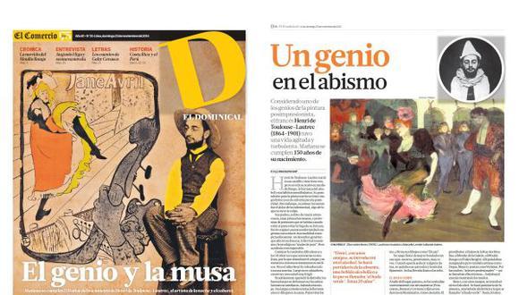 De la editora: 150 años del nacimiento de Toulouse-Lautrec