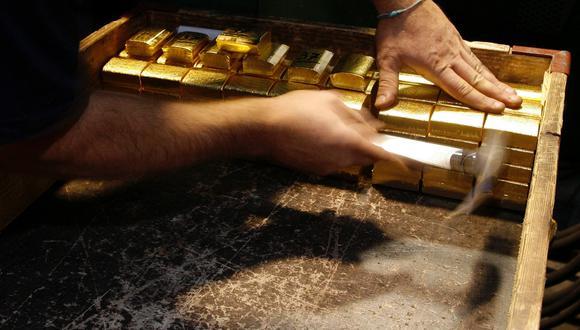 Los futuros del oro estadounidense avanzaban un 0,8% a US$1.808,60 la onza. (Foto: Reuters)