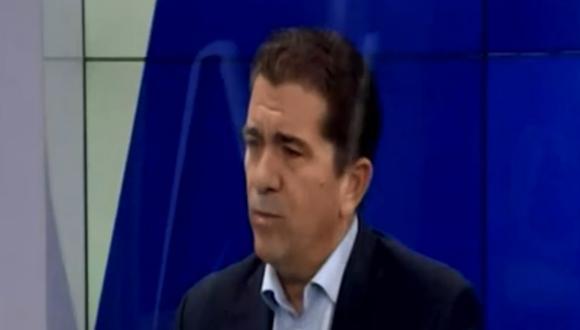 José Carlos Andrade-director general de Arcos Dorados, operadora de McDonad's en Perú, se pronunció sobre fatalidad en local de Pueblo Libre. (Captura de pantalla)