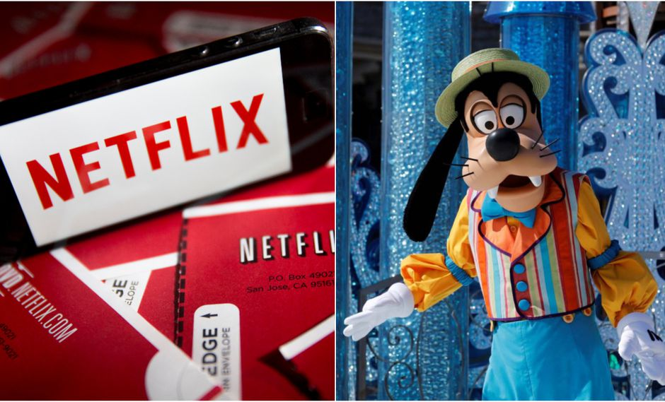 Netflix supera en valor de mercado a Disney