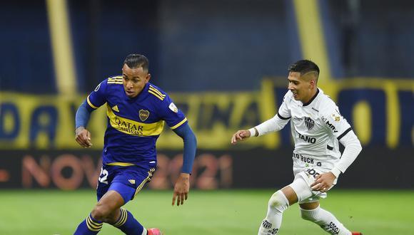 Boca perdió por penales ante Atlético Mineiro y quedó fuera de la Copa Libertadores   Foto: Reuters