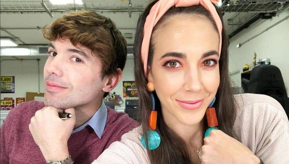 """La conductora de """"TEC"""" Chiara Pinasco afirmó en sus redes sociales que está esperando a su segundo bebé. (@chiarapinasco)."""