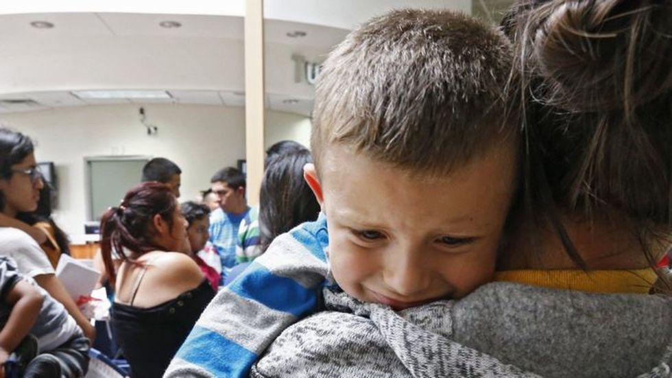 El centro Shiloh recibió a niños separados de sus padres en la frontera sur, según dijeron abogados que demandaron a la instalación. (Foto: EPA)