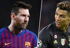 Lionel Messi le respondió a Cristiano Ronaldo sobre su proposición de dejar el Barcelona